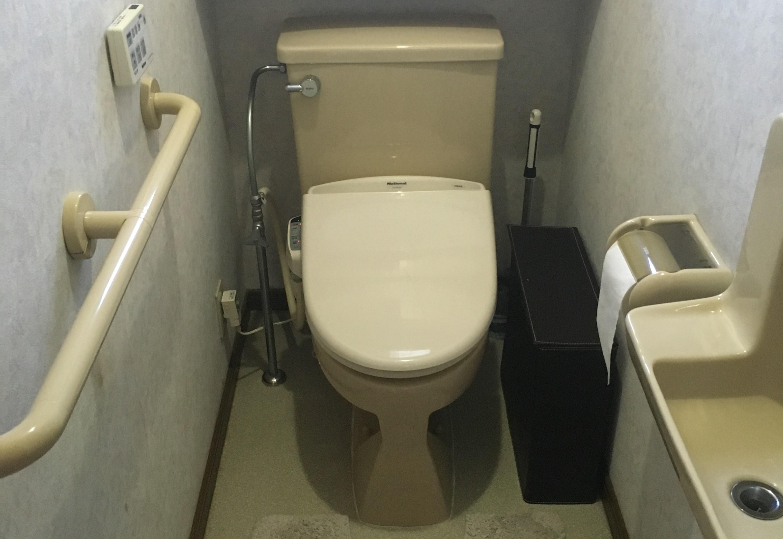 トイレ・洗面所を広くするためのサニタリールームリフォーム【川棚町】