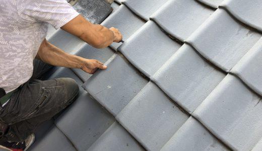 【佐世保市M町】屋根補修工事をやってまいりました。