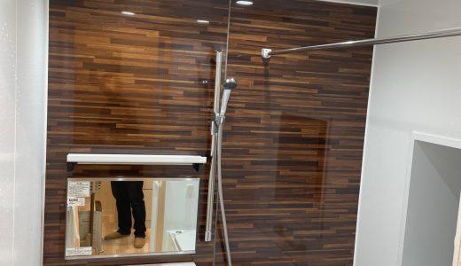 佐世保市大和町で浴室リフォーム工事をしました