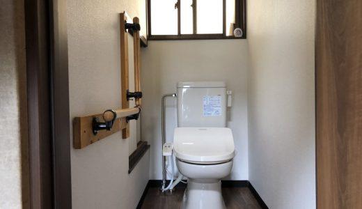 佐世保市天神町で介護保険における住宅改修工事(和式トイレのリフォーム工事)をしました